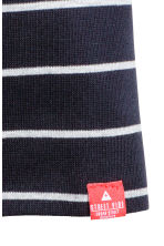 Jersey hat - Black/Striped - Kids | H&M 2